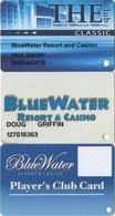 Lot De 3 Cartes : BlueWater Resort & Casino : Parker AZ - Cartes De Casino