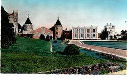 CPSM REIMS - LES CAVES POMMERY ET GRENO - Reims