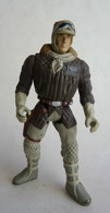 FIGURINE STAR WARS 1995 HAN SOLO HOTH GEAR Kenner - Power Of The Force