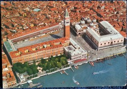 Venise - Vue Aérienne . - Venezia (Venice)