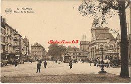 Namur - Place De La Station - Namur