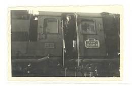 Photo Sidi Mabrouk ( Algérie ), Train C.F.A., 1940 - Trains
