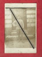 Carte Photo:  Militaire Militaires , Soldats , Soldat , Militaria ( Correspondance : Ste Catherine Les Arras 19 Mai 1915 - France