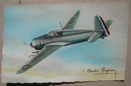 """Bloch 152 Avion De Chasse. Guerre. Aviation. André Régnier. Monoplace De Chasse. Bi-moteur """"Gnome Et Rhône"""" - Otros"""