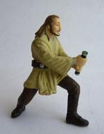 FIGURINE PVC APPLAUSE STAR WARS QUI GON JINN - Power Of The Force