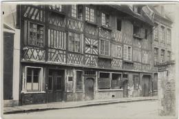 76 Dieppe  Photo Vieille Maison - Dieppe