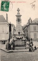CPA REIMS - LA FONTAINE GODINOT - Reims