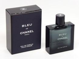"""Miniature De Parfum """"Bleu De CHANEL"""" Eau De Parfum Pour Homme 10ml - Miniatures Hommes (avec Boite)"""
