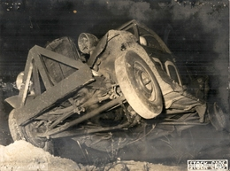 TRACTION CITROEN RENFORCEE . STOCK CARS . NICE . 1956 - Automobiles