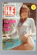 (revue Naturiste ) H&E (health & Efficiency) N°913.. 1974 (PPP11768) - Books, Magazines, Comics