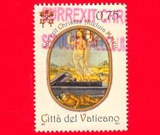 VATICANO - Usato - 2012 - Pasqua 2012 - 0,75 € • Resurrezione - Vaticano