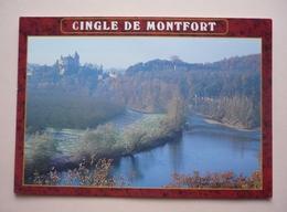 24 - Cpsm Grand Format - CINGLE DE MONTFORT - Sonstige Gemeinden