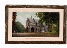 THORNLIEBANK, Renfrewshire, Scotland, Mansion House In Rouken Glen, Pre-1920 Postcard - Renfrewshire