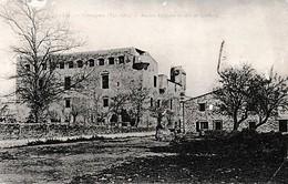 CASSAGNES (66) Ancien Château Féodal De CUXOUS - Autres Communes