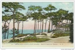 Prix Fixe - ARCACHON - Le Moulleau - Bord Du Bassin Aux Abatilles - Colorisée - 1929 # 54 - Arcachon