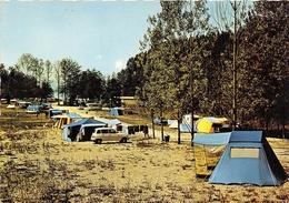 AIGUEBELETTE - Le Camping Des G.C.U.  - 4L Renault  (CPSM Grand Format) - France