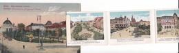 Cpa Old Pc Ukraine Lwow Lemberg Lviv Views - Ukraine