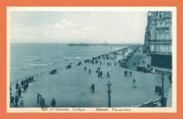 A572 / 129 OOSTENDE Ostende La Digue - Andere Sammlungen