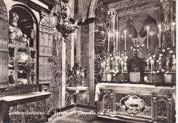 PAOLA - SANTUARIO S. FRANCESCO - CAPPELLA DEL SANTO - VIAGGIATA 1963 - Altre Città