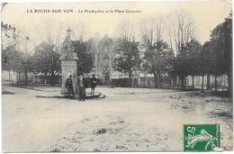 LA ROCHE SUR YON : PLACE GOUVION - La Roche Sur Yon