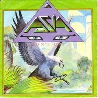 "AZIA ""DON'T CRY - DAYLIGHT"" DISQUE VINYL 45 TOURS - Rock"