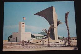WESTERN SAHARA. AAIUN Sahara Espanol (A.O.E.)  1960s Army's Batallion Area - Westsahara