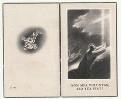 Doodsprentje Ludovicus Rumoldus CROLS Wed. Adriana Sommen Baarle-Hertog 1861 Hoogstraten 1955 - Images Religieuses