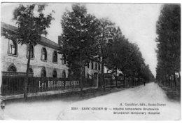 St Saint Dizier Hopital Temporaire Brunswick - Saint Dizier