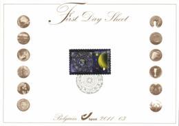 Belgium 2011 COB 4095 Mi. 4141 FDS, Zodiac, Zodiaque, Sterrenbeelden - Astrologie