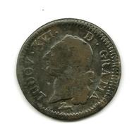 Sol Louis XVI 1783 R  Pas Courant - 987-1789 Monnaies Royales