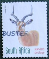 ENDANGERED ANIMALS: IMPALA 1997 1998 Mi 1152 BA Y&T - Used Gebruikt Oblitere SUD SOUTH AFRICA RSA - Sud Africa (1961-...)