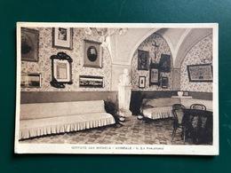 ACIREALE (CATANIA) ISTITUTO S. MICHELE IL 2° PARLATOIO   1933 - Acireale