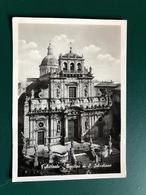 ACIREALE (CATANIA) BASILICA DI S. SEBASTIANO   1955 - Acireale