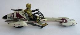 Figurine STAR WARS HASBRO ROTS BARC SPEEDER ET BARC TROOPER La Guerre Des Etoiles - Star Wars
