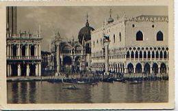 Ven 4811 -  Venezia – Palazzo Ducale – Piazzetta Vista Dalla Laguna - Venezia (Venice)