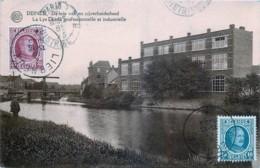 Belgique -  Deinze - La Lys - L' Ecole Professionnelle Et Industrielle - Deinze