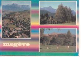 561 MEGEVE Mulivues GOLF - Megève