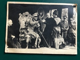 ACIREALE (CATANIA) COLLEGIO PENNISI  BALILLA  PRINCIPE EREDITARIO  UMBERTO DI SAVOIA   1939 - Acireale