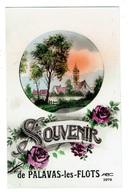 34 HERAULT PALAVAS LES FLOTS Souvenir - Palavas Les Flots