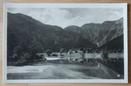 Ob Bohinjskem Jezeru Ukanca Slowenien - Slovenia