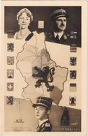Luxembourg 10 September 1944 - & Royalty - Unclassified