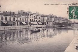 D34  CETTE  La Civette Pont National ..........SÈTE - Sete (Cette)