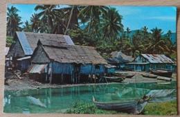 Fishing Village Penang Malaysia - Malaysia