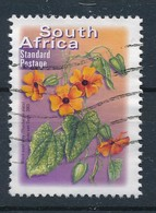 Südafrika Standard Postage Gest. Blumen - Afrique Du Sud (1961-...)