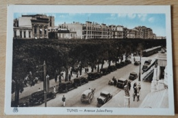 Tunis Avenue Jules Ferry - Tunisia