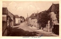 AUGICOURT  - LA GRANDE RUE - Autres Communes