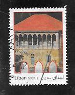 TIMBRE OBLITERE DU LIBAN DE 2010 N° MICHEL 1513 - Lebanon