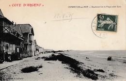 CAPBRETON-sur-MER Boulevard De La Plage (côté Sud) - Capbreton