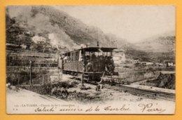 La Turbie - Chemin De Fer à Cremaillère - Provence-Alpes-Côte D'Azur