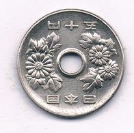 50 YEN 1967 JAPAN /2519/ - Japan